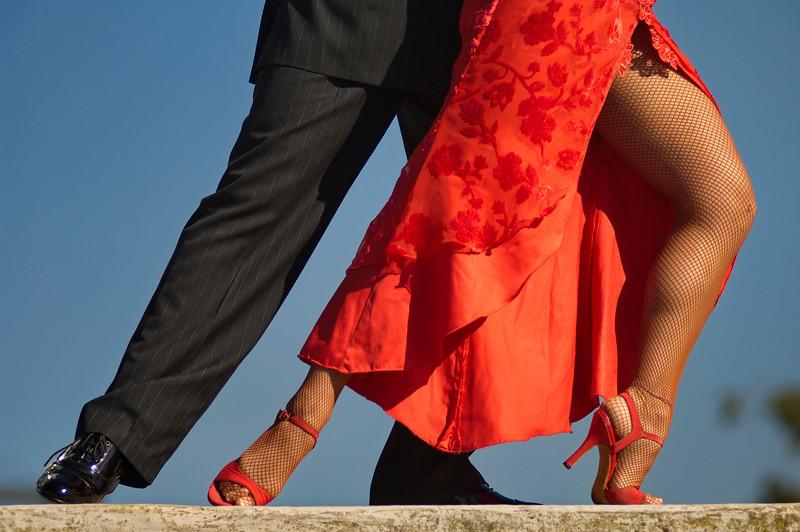 Dos por cuatro  tango