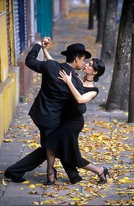 Tango otoñal