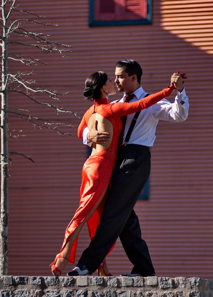 Fino tango de chapa