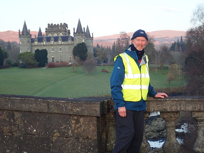 Inveraray castle and Old Jail!