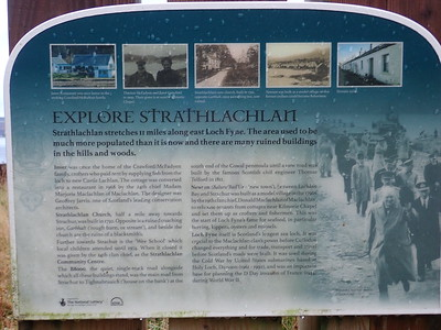 Interesting tourism boards
