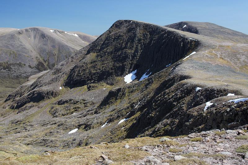 Sgorr an Lochain Uaine - the Angel's Peak