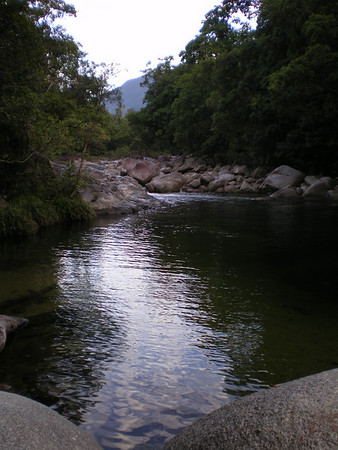 Mossman Gorge Sunrise