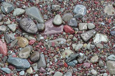 Loved the rocks at Glacier