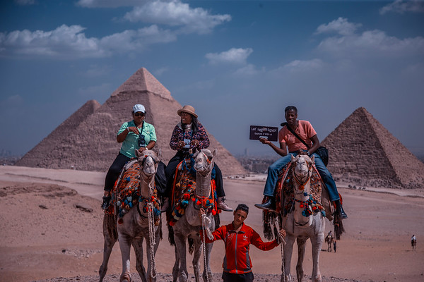 Cairo, Egypt  Vacation ( 7-9 Oct 2017)