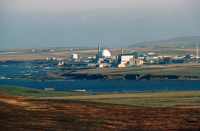 Dounreay from the West