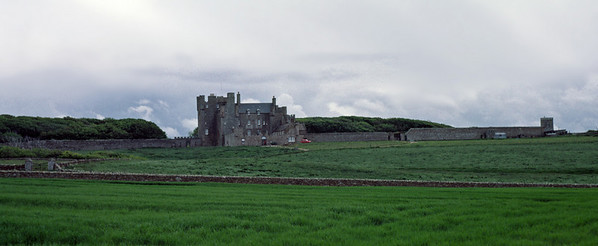 The Castle at Mey
