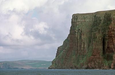 Cliffs on Hoy