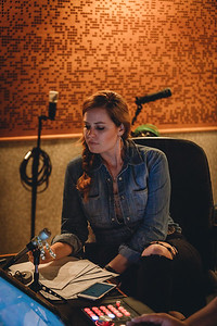 Caitlin Cannon Recording Sessions Ghosthouse 06 21 2018 web-18