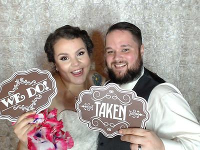 Caitlin & Kevin Wedding 2017