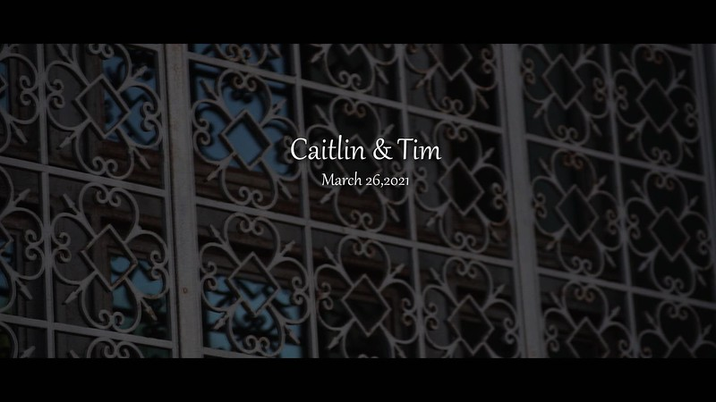 Caitlin and Tim REEL_MP4