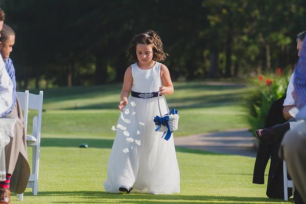 Caitlin and Colton - Wedding