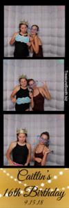 Caitlin's 16th birthday