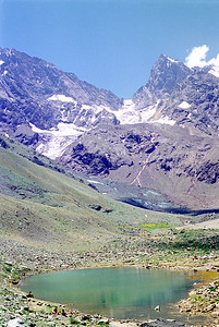 Monumento Natural El Morado, 1998