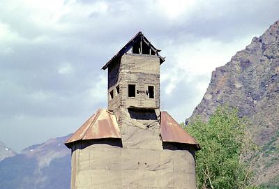 El Volcan Happy Building, 1997