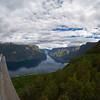 Aurlandsfjorden view point