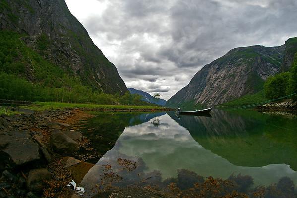 Sima by Eidsfjorden