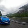 Romsdalen, big brothers car