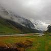 Våtedalen, looking north