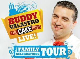 Cake Boss at Dillons Fairlawn Plaza, Topeka