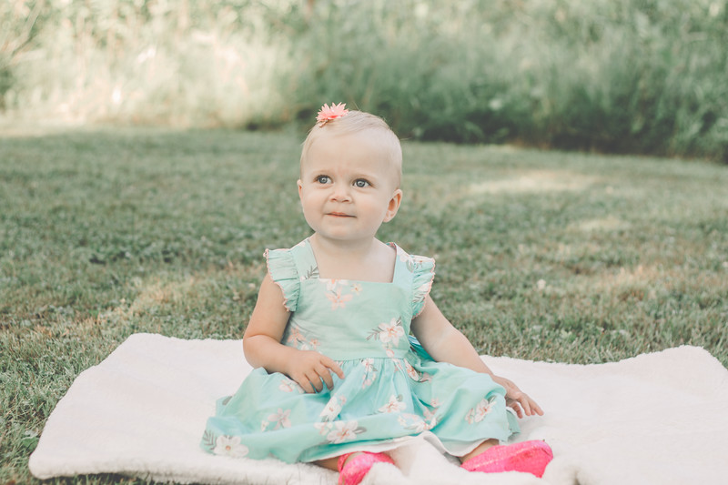 First Birthday Photography in Buffalo, NY