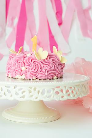 A.L. {Cake Smash}