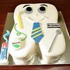 Dental school graduation cake!