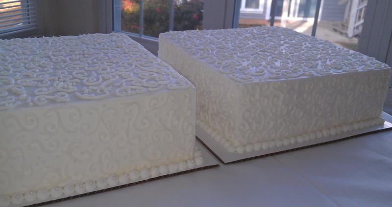 Wedding Sheet Cakes