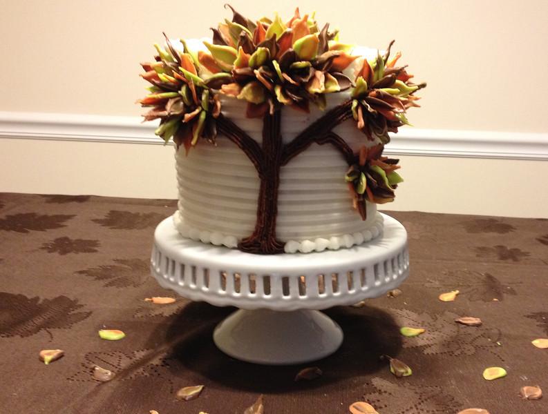 Autumn Cake!
