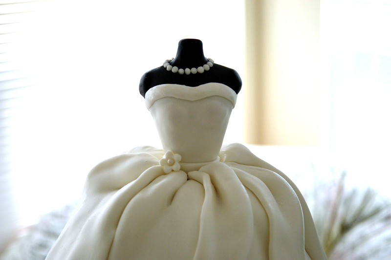 Wedding shower cake!