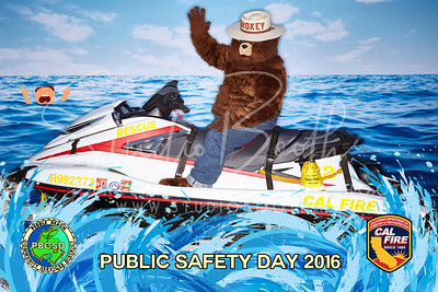 Cal Fire PBCSD Public Safety Day 2016