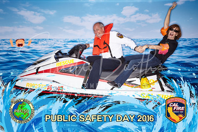 Cal Fire Pebble Beach Public Safety Day