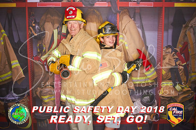 Cal Fire Public Safety Day 2018