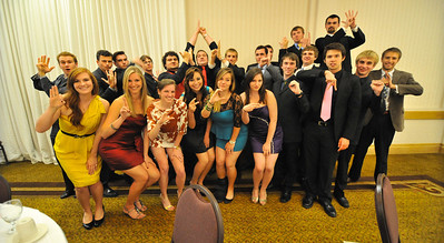 Mustang Band Banquet 2013. Apr. 27, 2013.