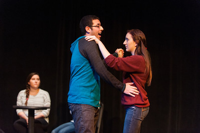 Cal Poly Student's Stage presents Snapshots: A Cabaret. December 2013. Photo by Ian Billings