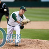 Erich Uelmen pitched GREAT last night in what may have been his last college start. Complete Game shutout to open the final series for @calpolystangs. Spencer Howard takes the hill in a similar situation tonight. 6PM start at Baggett.