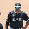 5/20/1811:03:02 AM --- Cal Poly baseball beat rival UCSB in a Big West Conference game at Baggett Stadium in San Luis Obispo, CA on May 19, 2018. <br /> <br /> Photo by Owen Main