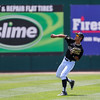 5/20/1811:00:36 AM --- Cal Poly baseball beat rival UCSB in a Big West Conference game at Baggett Stadium in San Luis Obispo, CA on May 19, 2018. <br /> <br /> Photo by Owen Main