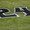 5/20/1811:03:12 AM --- Cal Poly baseball beat rival UCSB in a Big West Conference game at Baggett Stadium in San Luis Obispo, CA on May 19, 2018. <br /> <br /> Photo by Owen Main