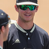 5/20/1811:04:01 AM --- Cal Poly baseball beat rival UCSB in a Big West Conference game at Baggett Stadium in San Luis Obispo, CA on May 19, 2018. <br /> <br /> Photo by Owen Main
