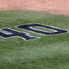 5/20/1811:03:21 AM --- Cal Poly baseball beat rival UCSB in a Big West Conference game at Baggett Stadium in San Luis Obispo, CA on May 19, 2018. <br /> <br /> Photo by Owen Main