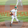 Cal Poly baseball hosted Cal State Fullerton at Baggett Stadium in San Luis Obispo, CA. Photo by Owen Main. 4/5/19