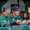 Cal Poly Baseball hosted Cal State Fullerton at Baggett Stadium in San Luis Obispo, CA. Photo by Owen Main. 4/6/19