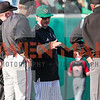 Cal Poly Baseball hosted CSUN for a Big West Conference game. Photo by Owen Main. San Luis Obispo, CA 3/29/19