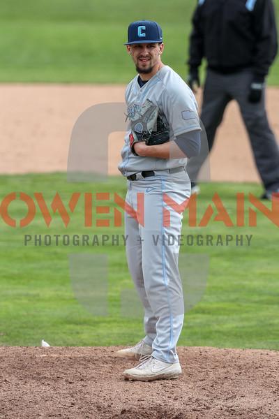 Cal Poly baseball hosted Columbia at Baggett Stadium in San Luis Obispo, CA 3/9/19