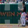 Cal Poly baseball hosted St. Mary's at Baggett Stadium. Photo by Owen Main. San Luis Obispo, CA 3/24/19