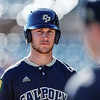 Michigan played Cal Poly at the MLB4 Tournament at Salt River Flats in Scottsdale, AZ.  Photo by Owen Main 2/15/20
