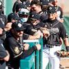 Cal Poly Baseball hosted Nevada at Baggett Stadium 2/22/21