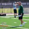 Second day of 2018 Cal Poly Football camp 8/4/188:19:20 AM <br /> <br /> Photo by Owen Main