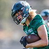 Second day of 2018 Cal Poly Football camp 8/4/188:25:57 AM <br /> <br /> Photo by Owen Main